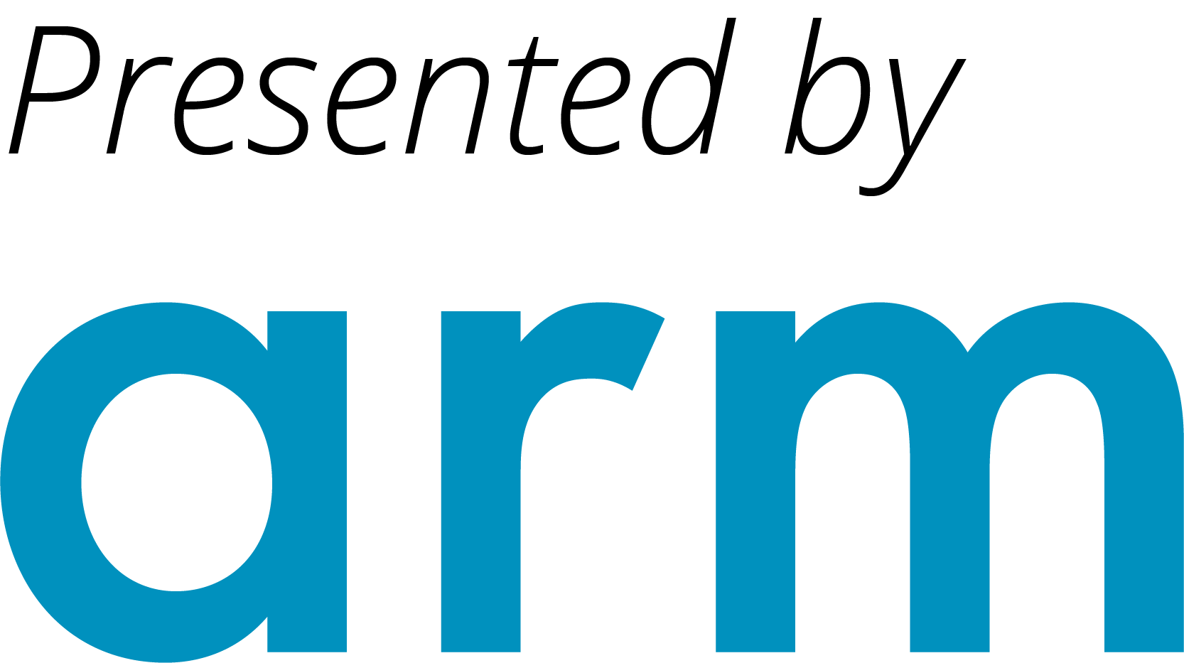 presented by arm
