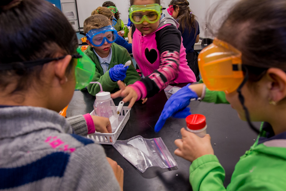 Science Labs | The Tech Interactive