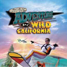 Adventures in Wild California
